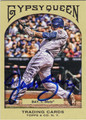 JASON BAY AUTOGRAPHED BASEBALL CARD #71811F