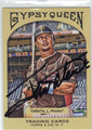 JOSE TABATA PITTSBURGH PIRATES AUTOGRAPHED BASEBALL CARD #72013i