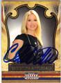 CHRISTINA APPLEGATE AUTOGRAPHED CARD #72113H