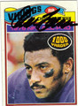 CHUCK FOREMAN AUTOGRAPHED VINTAGE FOOTBALL CARD #72411F