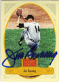 JIM BUNNING DETROIT TIGERS AUTOGRAPHED BASEBALL CARD #72713J
