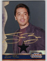 SCOTT BAIO AUTOGRAPHED & NUMBERED SWATCH CARD #72811D