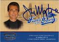 JOE MANTEGNA AUTOGRAPHED CARD #72811H