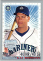 ALEX RODRIGUEZ BASEBALL CARD #72812A