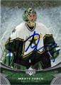 MARTY TURCO AUTOGRAPHED HOCKEY CARD #72812E