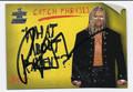 RAVEN AUTOGRAPHED CARD #73010D