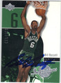 BILL RUSSELL BOSTON CELTICS AUTOGRAPHED BASKETBALL CARD #73013G
