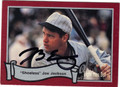 DB SWEENEY AUTOGRAPHED CARD #80113G
