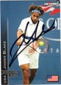 JAMES BLAKE AUTOGRAPHED TENNIS CARD #80211A