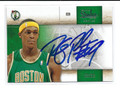 RAJON RONDO BOSTON CELTICS AUTOGRAPHED CARD #80410Q