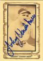 JOHNNY VANDER MEER CINCINNATI REDS AUTOGRAPHED VINTAGE BASEBALL CARD #80413H