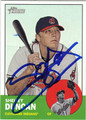 SHELLEY DUNCAN AUTOGRAPHED BASEBALL CARD #80712F