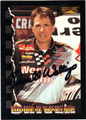 DARRELL WALTRIP AUTOGRAPHED NASCAR CARD #80613E