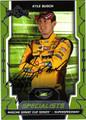 KYLE BUSCH AUTOGRAPHED NASCAR CARD #80811i