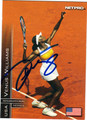 VENUS WILLIAMS AUTOGRAPHED TENNIS CARD #80711C