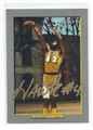 CONNIE HAWKINS AUTOGRAPHED CARD #80910C