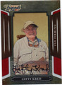 LEFTY KREH FLY FISHERMAN AUTOGRAPHED & NUMBERED CARD #81413G