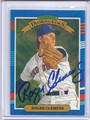Roger Clemens Autographed Baseball Card #81710TT