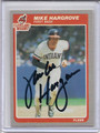 Mike Hargrove Autographed Baseball Card #82110T
