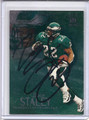 Duce Staley Autographed Football Card #82110P