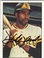 DAVE WINFIELD SAN DIEGO PADRES AUTOGRAPHED VINTAGE BASEBALL CARD #82113i