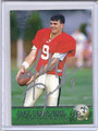 Jake Delhomme Autographed Football Card #82210E