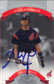 Alex Escobar Autographed Card #82510i