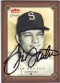 JIM BOUTON SEATTLE PILOTS PITCHER AUTOGRAPHED BASEBALL CARD #82613C