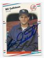 BILL GULLICKSON AUTOGRAPHED BASEBALL CARD #83010D