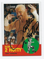 SCOTTY 2 HOTTY AUTOGRAPHED WRESTLING CARD #83010L