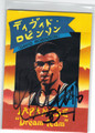 DAVID ROBINSON DREAM TEAM AUTOGRAPHED BASKETBALL CARD #83013G
