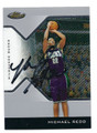 MICHAEL REDD MILWAUKEE BUCKS AUTOGRAPHED CARD #83110i