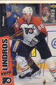 Eric Lindros Autographed Hockey Card 855