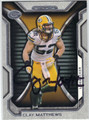 CLAY MATTHEWS GREEN BAY PACKERS AUTOGRAPHED FOOTBALL CARD #90113C