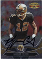 MARQUES COLSTON NEW ORLEANS SAINTS AUTOGRAPHED FOOTBALL CARD #90713D