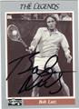 BOB LUTZ AUTOGRAPHED TENNIS CARD #90813H