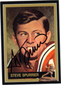 STEVE SPURRIER AUTOGRAPHED HEISMAN FOOTBALL CARD #91112K