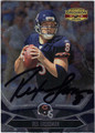 REX GROSSMAN CHICAGO BEARS AUTOGRAPHED FOOTBALL CARD #91313J