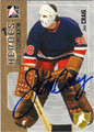 JIM CRAIG AUTOGRAPHED HOCKEY CARD #91512E