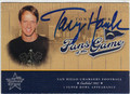 TONY HAWK AUTOGRAPHED CARD #92013J