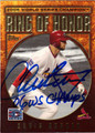 CHRIS DUNCAN AUTOGRAPHED BASEBALL CARD #92312J