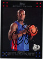 RODNEY STUCKEY AUTOGRAPHED BASKETBALL CARD #92312M