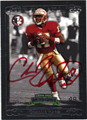 CHARLIE WARD AUTOGRAPHED FOOTBALL CARD #92312N