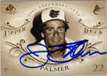 JIM PALMER BALTIMORE ORIOLES AUTOGRAPHED BASEBALL CARD #92313A