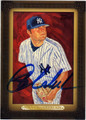 JOBA CHAMBERLAIN NEW YORK YANKEES AUTOGRAPHED BASEBALL CARD #92313J