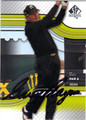 GARY PLAYER AUTOGRAPHED GOLF CARD #92313E