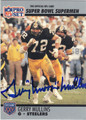 GERRY MULLINS AUTOGRAPHED FOOTBALL CARD #92412B