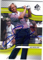 JACK NICKLAUS AUTOGRAPHED GOLF CARD #92513H