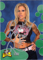 TERRI AUTOGRAPHED WRESTLING CARD #92611H