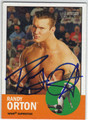 RANDY ORTON AUTOGRAPHED WRESTLING CARD #92613L